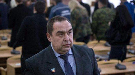 Террорист Плотницкий грозит Киеву танками