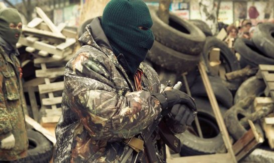 Террористы лупят из всего имеющегося у них вооружения, — ИС