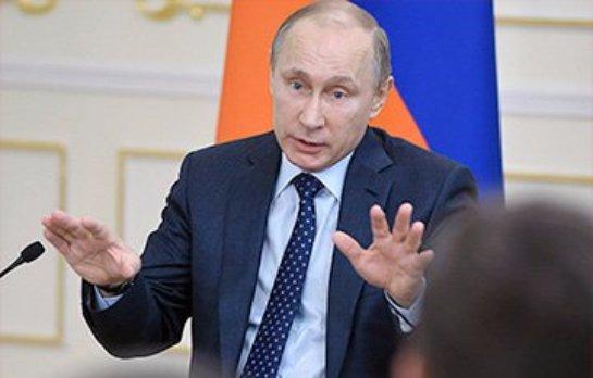 Путину надоело ждать краха Украины
