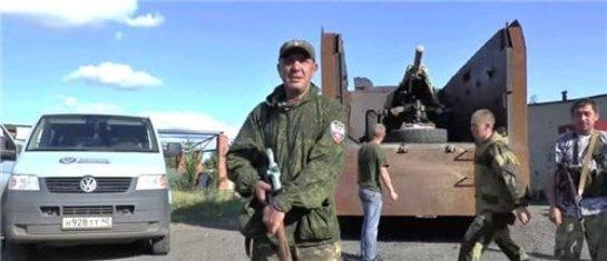 Вот из чего террористы «ДНР» обстреливают жилые кварталы