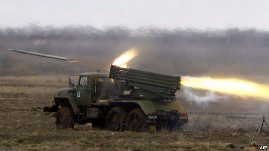 Сами же и спалились: Боевики сообщили ОБСЕ о размещении «Градов» в Донецке