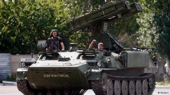 Широкомасштабное наступление Украине не угрожает, — эксперты
