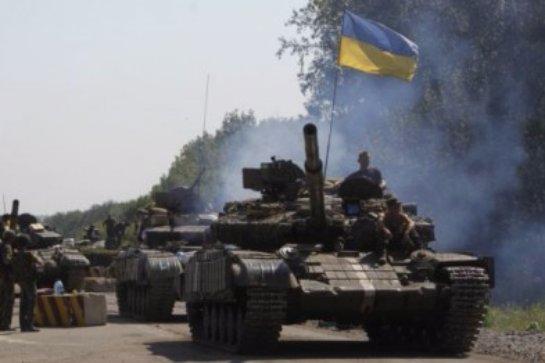 Террористы «ДНР» красят танки в желто-голубой: готовится провокация