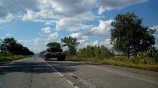 Испытание новейших российских танков Т-90А в Луганской области (ФОТО)