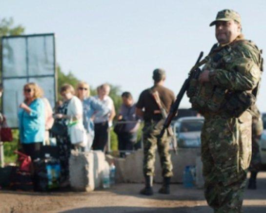 ОБСЕ нашла нелегальный пункт пропуска на Луганщине