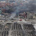 Зараженный воздух и руины: катастрофа в Китае приобретает все больший размах