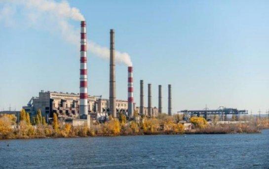 Приднепровская ТЭС остановлена из-за отсутствия топлива