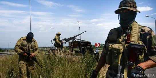 Боевики пытаются втянуть в боевые действия силы АТО
