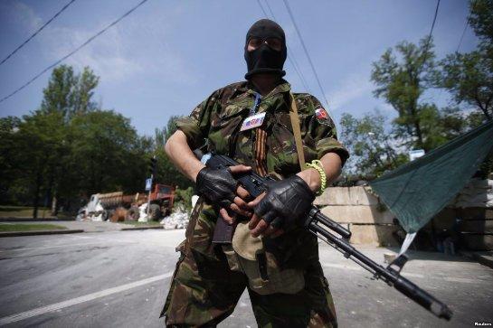 В «ДНР» заявили, что уничтожили группу украинских силовиков, а одного бойца взяли в плен