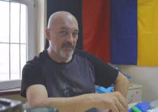 Луганский губернатор описал свою встречу с пьяным военнослужащим