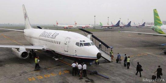 В Индонезии нашли обломки пропавшего пассажирского самолета