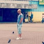 Как две капли воды: в Киеве нашли двойника Яценюка (ФОТО)