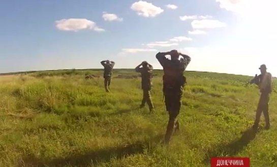 Десятки боевиков «ДНР» и «ЛНР» сдались Украине (ВИДЕО)