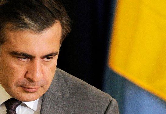 Саакашвили объяснил, почему Путин слил «Новороссию»