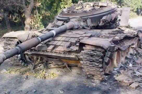 Террористам ударили в тыл — у боевиков есть потери