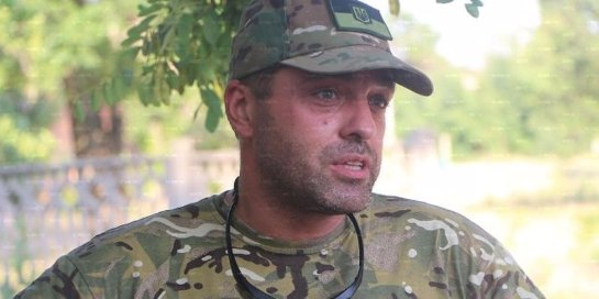 Бирюков не может ответить, кто приказал заходить в Иловайск