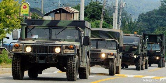 Южная Корея и США готовятся дать отпор Ким Чен Ыну
