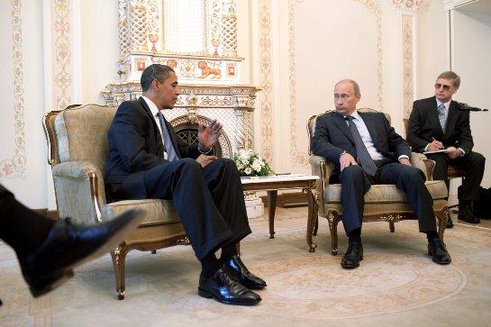 Почему Обама не хочет встречаться с Путиным, — Яременко