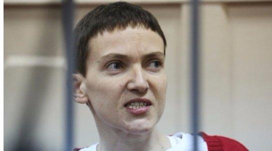 Савченко придумала решение для Путина