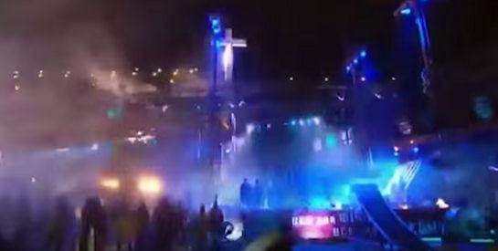 Шоу в оккупированном Севастополе сравнили с нацистским (Видео)