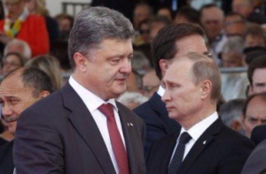 Стало известно с какой целью Меркель позвала Порошенко в Берлин без Путина
