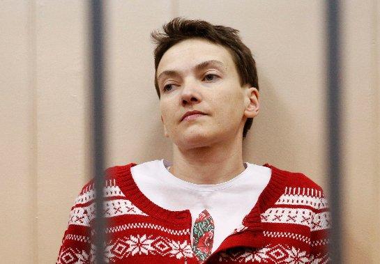 Обнародованы доказательства невиновности Савченко