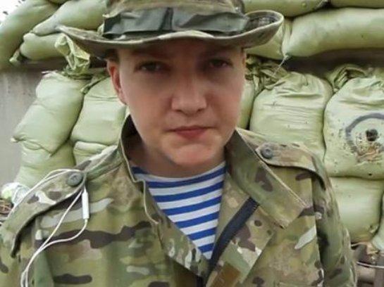 Савченко предлагали обменять «на путь в Крым»