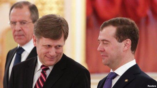 Американский дипломат предрек миру десятилетия неприятностей из-за Крыма