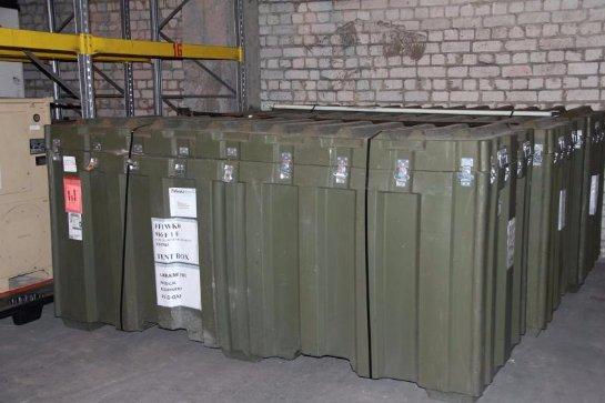 Украинские десантники получили из США очень ценный груз