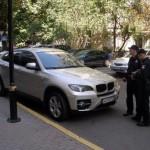 В Киеве копы оштрафовали авто с