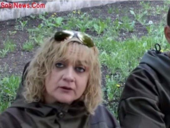 Харьковская террористка на Донбассе: Я хочу домой. Я не хочу, чтобы мой город жил так, как он сейчас живет