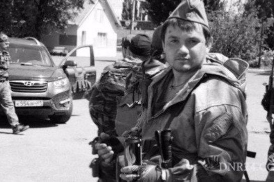 На Донбассе убит главарь боевиков (ФОТО)