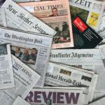 Мировая пресса понемногу забывает о событиях в Украине
