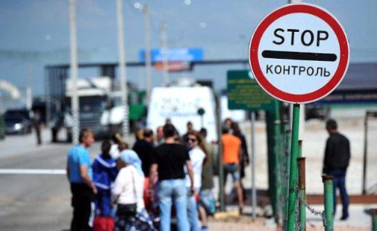 Соседствующий с Крымом город Геническ поддерживает продовольственную блокаду полуострова