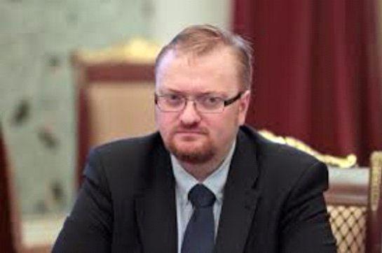 Я готов стрелять по фашистам, которые нападают на мирных жителей Донбасса, — Милонов