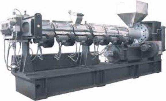 Экструдер в переработке полимеров