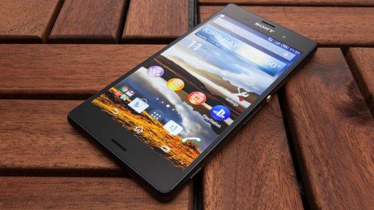 Краткий обзор смартфона Sony Xperia Z3