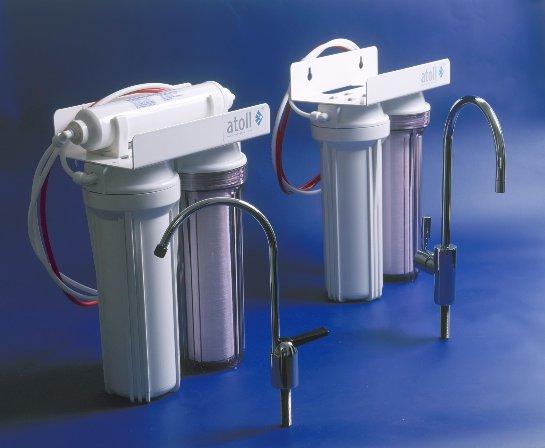 Выбор фильтров для воды
