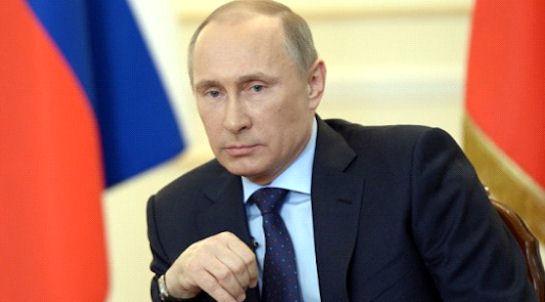 Путин: В Киеве продолжается борьба за власть