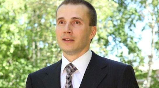 Януковича-младшего заметили в Севастополе