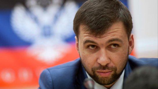 «Я поеду в Минск на переговоры», — Пушилин