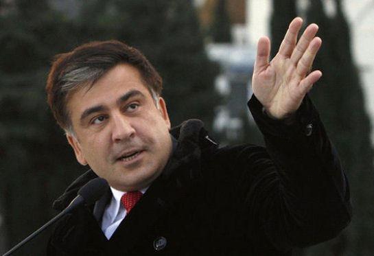 Саакашвили: В коррупции виноват Коломойский и ему подобные