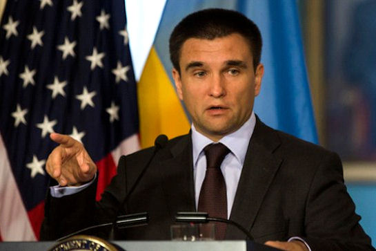 Хорошо, что мы запретили въезд граждан с российскими паспортами, — Климкин