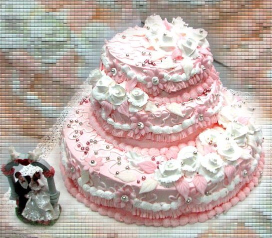 Лучшие праздничные и свадебные торты