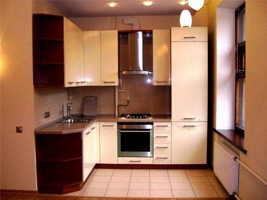 Лучшая мебель для маленькой кухни