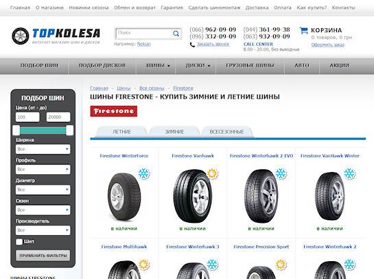Автомобильный сервис: установка шин