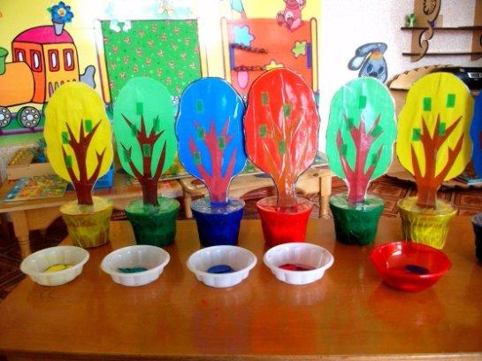 Многофункциональное пособие своим руками для детского сада
