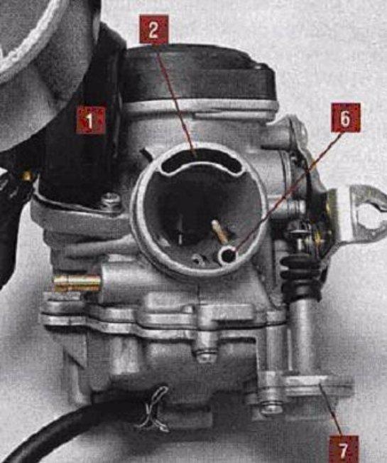 Видео ремонт скутера своими руками 4-х тактный