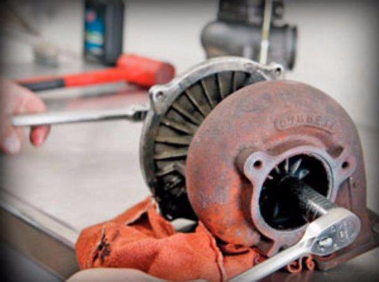 Ремонт дизельной турбины - Садовый инструмент Fiskars, цена - купить интернет-магазине