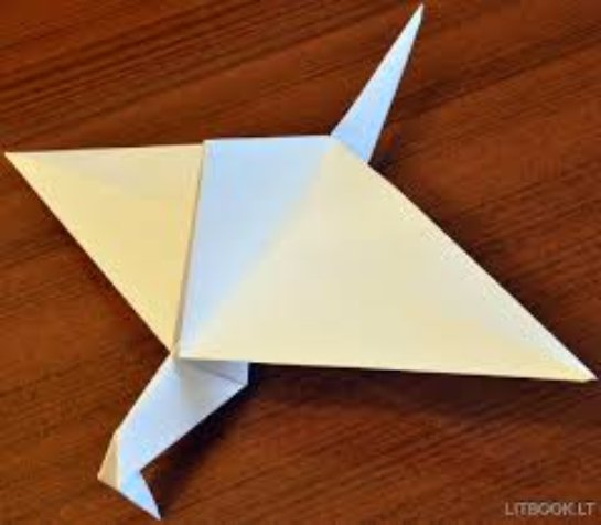 Easy Origami Crane Instructions  thesprucecraftscom